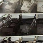 2017 Nissan Serena cabin leaked image