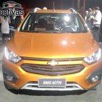 Chevrolet Onix Activ front