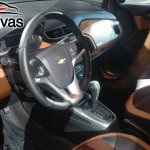 Chevrolet Onix Activ interior