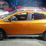 Chevrolet Onix Activ profile