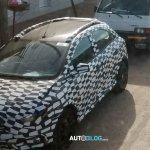 Chevrolet Onix Activ spy shot