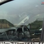 Chevrolet Trailblazer interior (facelift) spied