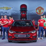 China-spec 2017 Chevrolet Cruze front launch event