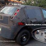 Fiat X6H Brazil spy shot