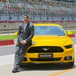 Ford Mustang launched in India