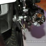 Hero Splendor iSmart 110 exhaust launch