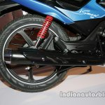 Hero Splendor iSmart 110 muffler launch