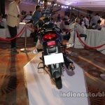 Hero Splendor iSmart 110 rear launch