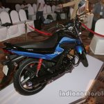 Hero Splendor iSmart 110 rear quarter launch