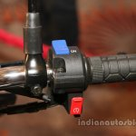 Hero Splendor iSmart 110 switchgear launch