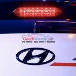 Hyundai Creta Anniversary Edition logo photographed
