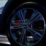 Hyundai Creta Anniversary Edition rim photographed