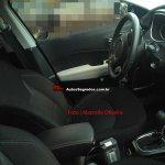 Jeep 551 (Jeep C-SUV) interior spied