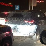 Jeep 551 (Jeep C-SUV) rear three quarters spy shot China