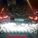 Jeep 551 (Jeep C-SUV) tail light design spy shot