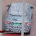 Jeep 551 (Jeep C-SUV) top view spy shot
