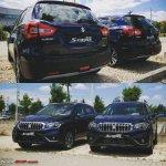 (Maruti) Suzuki S-Cross facelift dealership