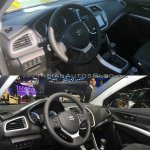 (Maruti) Suzuki S-Cross facelift vs Older model interior Old vs New