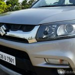 Maruti Vitara Brezza front end full review