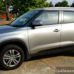 Maruti Vitara Brezza front three quarter full review
