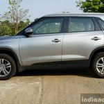 Maruti Vitara Brezza side full review