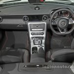 Mercedes-AMG SLC 43 dashboard launched in India