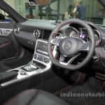Mercedes-AMG SLC 43 driver area launched in India