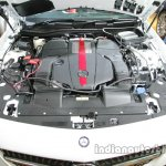 Mercedes-AMG SLC 43 engine bay launched in India