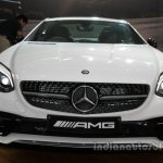 Mercedes-AMG SLC 43 front launched in India