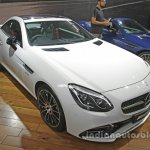Mercedes-AMG SLC 43 front quarter launched in India
