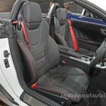 Mercedes-AMG SLC 43 front seats launched in India