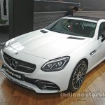 Mercedes-AMG SLC 43 front three quarter launched in India