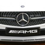Mercedes-AMG SLC 43 grille launched in India