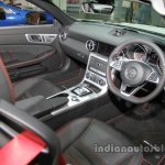 Mercedes-AMG SLC 43 interior launched in India