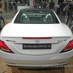Mercedes-AMG SLC 43 rear launched in India