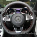 Mercedes-AMG SLC 43 steering wheel launched in India