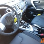 Mitsubishi Lancer facelift steering with revolutionary styling leaked
