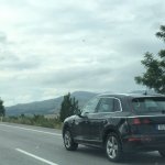 Next-gen 2017 Audi Q5 spy shot