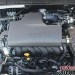 Nissan Kicks HR16DE engine