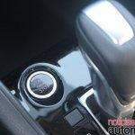 Nissan Kicks gearshift lever