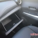 Nissan Kicks glove box