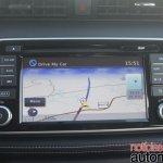 Nissan Kicks infotainment system