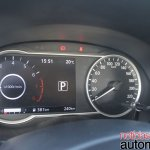 Nissan Kicks interior instrument panel