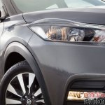 Nissan Kicks official image headlamp and fog lamp on second image