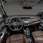 Nissan Kicks official image interior