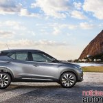 Nissan Kicks official image profile