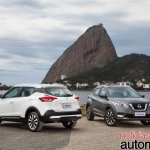 Nissan Kicks official image scenic shot