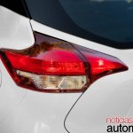 Nissan Kicks official image tail lamp