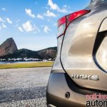 Nissan Kicks official image tailgate badge second image