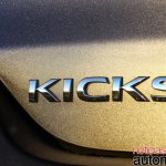 Nissan Kicks official image tailgate badge third image